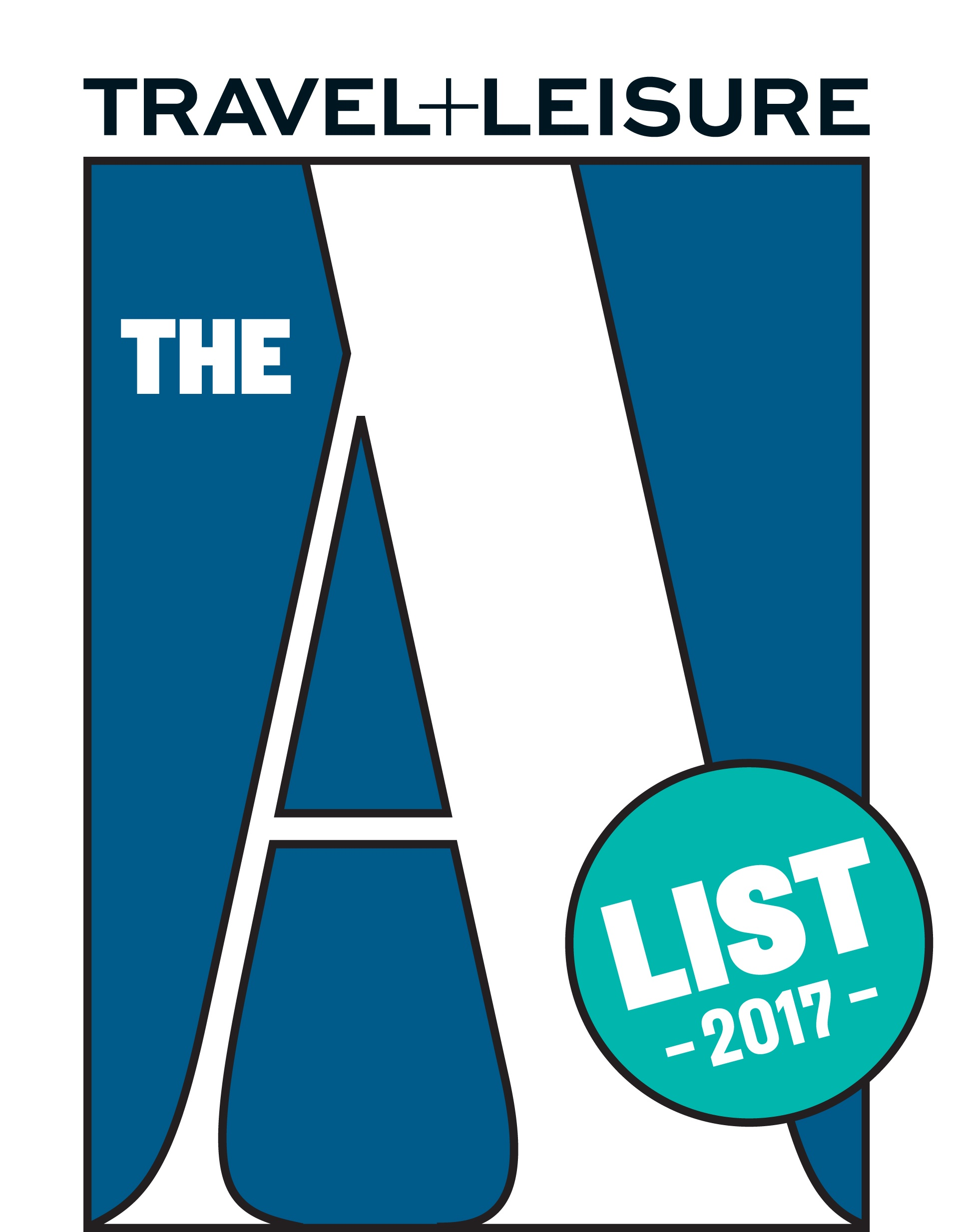 Travel and Leisure A-List Logo