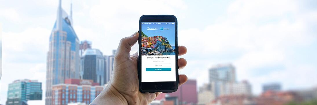 travelink american express travel mobile itinerary app