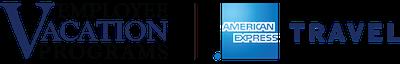 Employee Vacation Programs, American Express Travel Logo