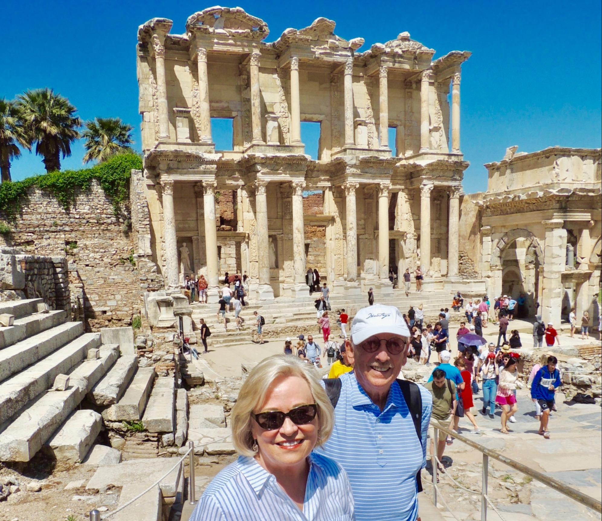 Regent Cruising: Linda Raymer's Cruise to the Mediterranean