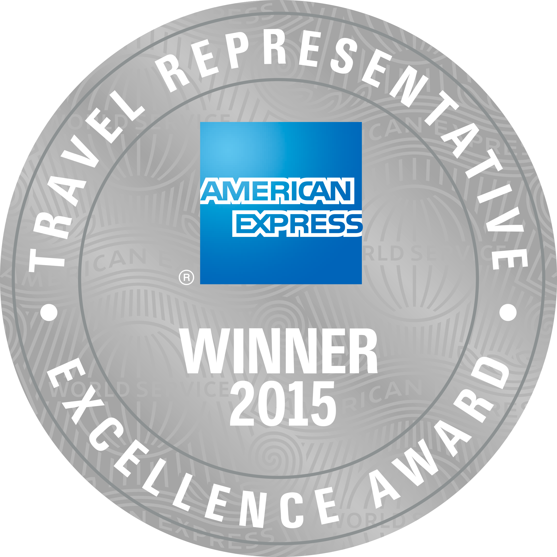 TRAVELINK, AMERICAN EXPRESS TRAVEL NAMED ONE OF AMERICAN EXPRESS TRAVEL'S 2015 REPRESENTATIVE