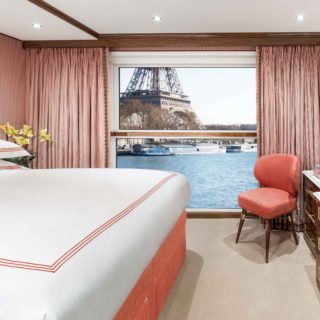 A TALE OF TWO RIVER CRUISES